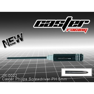 JR-0022  Caster Philips Screwdriver PH 5mm