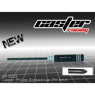 JR-0023  Caster Philips Screwdriver PH 6mm