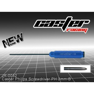 JR-0052  Caster Philips Screwdriver PH 3mm-B