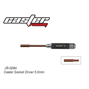 JR-0084        Caster Socket Driver 5.0mm