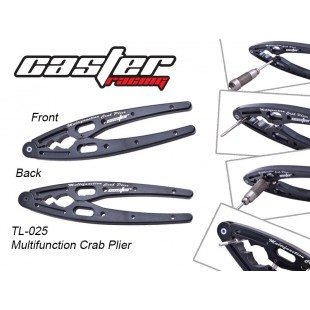 TL-025 Multifunction Crab Plier