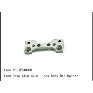 JR-0008  Aluminium 1 pcs Sway Bar Holder