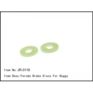 JR-0116  Ferodo Brake Discs For Buggy