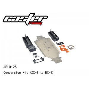 JR-0125  Conversion Kit (ZX-1 to EX-1)