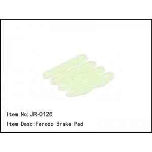 JR-0126  Ferodo Brake Pad