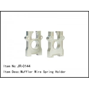 JR-0144  Center Diff Mount Set,1pc Style